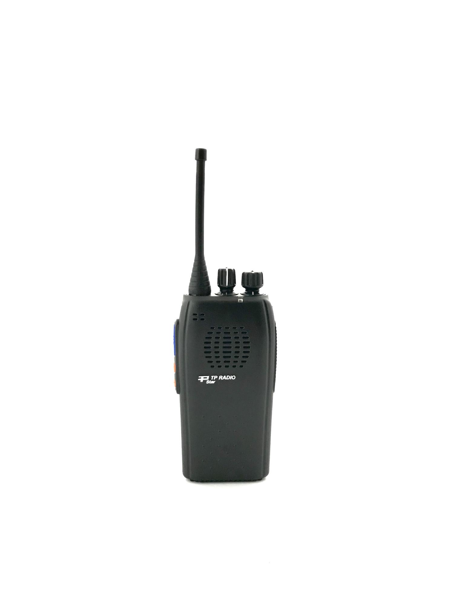 professional handheld portable radio UHF