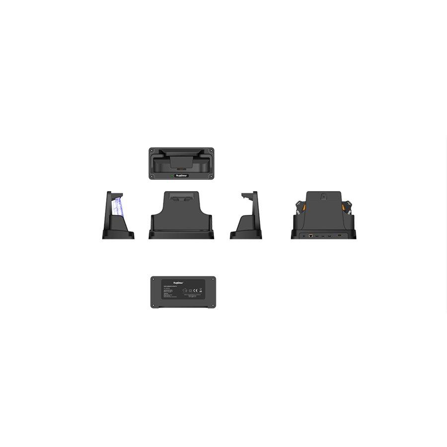 RG910 desktop station