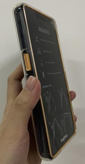 RG650/655 TPU Case