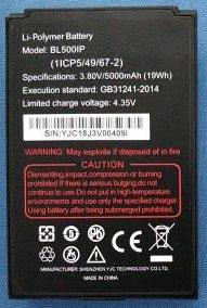 RG725+ Battery