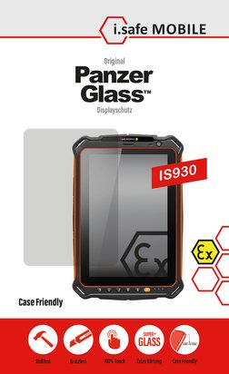 IS9x0.x PanzerGlass™ Display protection