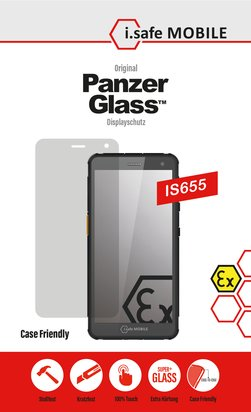 IS655.1 PanzerGlass™ Display protection