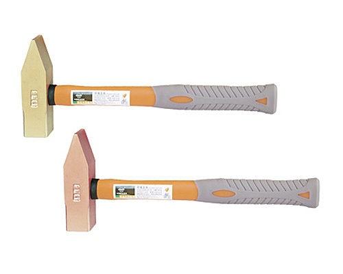 repairman hammer fiberglass handle 500g- non-sparking / low-sparking