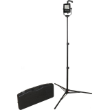 NSR-1514C RECHARGEABLE LED SCENE LIGHT W/MAGNETIC BASE AND 6 TRIPOD