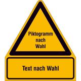 Warning Combination Signs, Individual