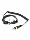 TP9000 THROAT MIC HEADSET