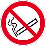Verbotsschild - Rauchen verboten